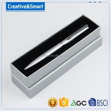 Customized Logo pen gun Cheap Imprinted Promotional nice metal ball pen/roller pen /twist pen with clip