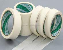 Heat-Resistant Cheap White Automotive Paint No Residue Crepe Paper Masking Tape