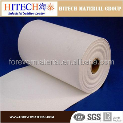 high quality heat resistance ceramic fiber wool paper