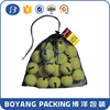 Custom printing decorative low price mesh bag golf balls