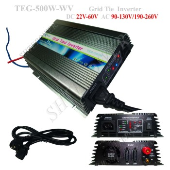500w micro inverter on grid tie solar, micro inverter mppt, micro inverters grid tied 500W
