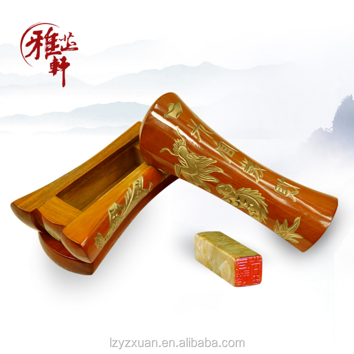 Best Selling Chinese Traditional Handmade Miniature Wood Crafts Type of Liuzhou Coffin