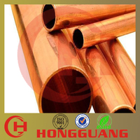 Factory price r410a copper pipe with ASTM B88