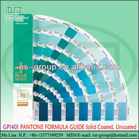 GP1401 Pantone Color Place Paint Color Chart