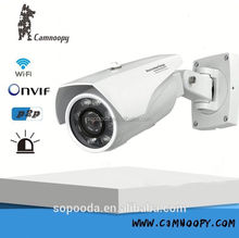 camnoopy Outdoor Waterproof IR Bullet network wifi camera module P2P Ovnif H.264 720P