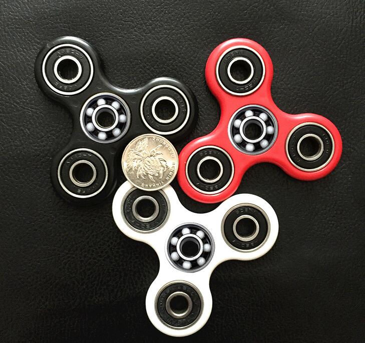 fidget spinner toy metal hand spinner 608 relieve stress& anexity