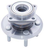 Auto parts/Front Wheel Hub Bearing OEM 42410-12250 For Toyota COROLLA RUNX,SPACIO,FIELDER ZZE124/NZE124