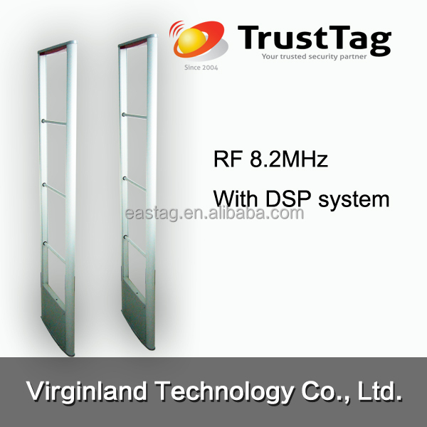 ET-RS004 RF Security Gate / Store anti-theft gates