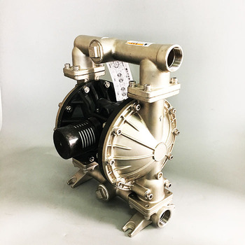 Best chemical acid water transfer air diaphragm pump stainless steel pump