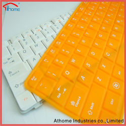 colourful OEM microsoft silicon rubber keyboard covers