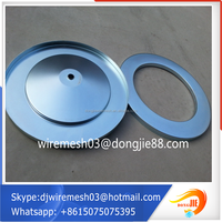 Customised Stainless Steel Tri Clamp Lid End Cap With ferrule and sight glass