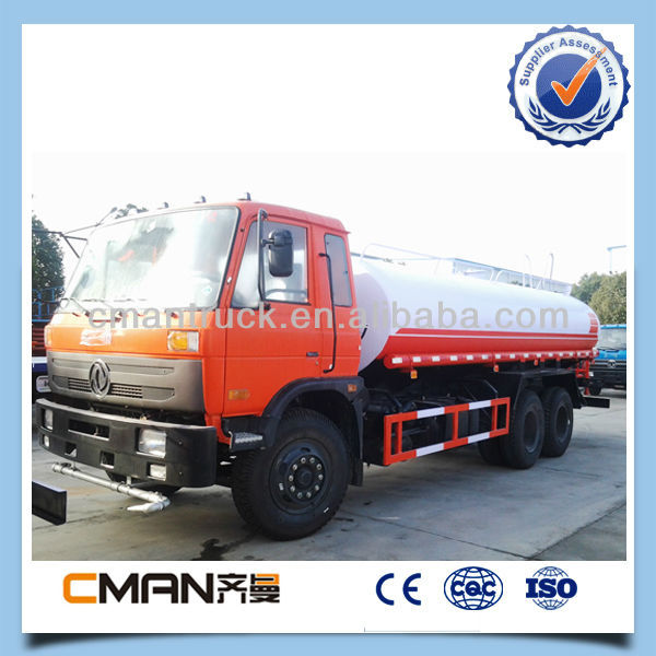 Dongfeng Diesel Engine Road Sweeping Truck China Supplier