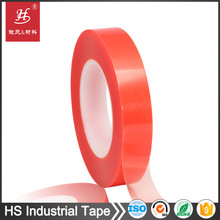 Clear PET Polyester Double Sided Adhesive Bond Tapes