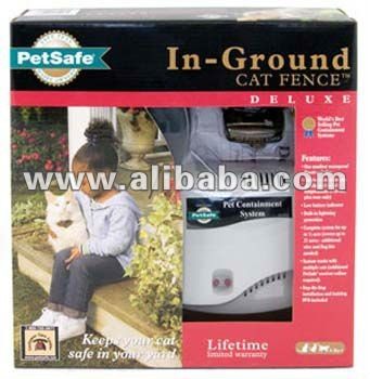 Premium In-Ground Cat Fence