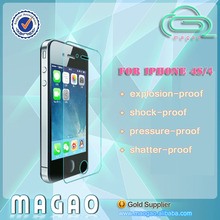 Anti shock clear mobile phone screen protector mirror screen protector for mobile phone