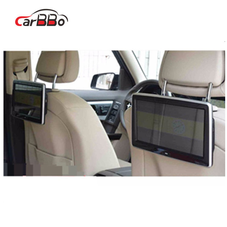 1080P 10.1 Inch Android Headrest Monitor Multimedia Car Entertainment System