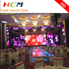 Indoor P2.5 electronic LED screen P3 P4 LED Display Wall for Advertising Price