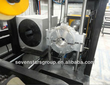 plastic pipe expanding machine