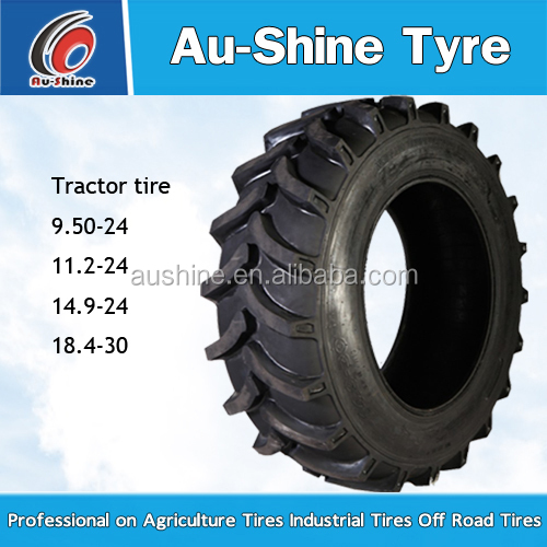 Combine harvesters tyre16.9- 24 R1 pattern , tractor tire , farm tyre