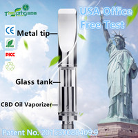 new products 2016 innovative product 0.3ml 0.5ml 1.0ml glass tank disposable cbd clearomizer