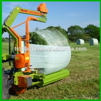 Stretch wrap film PE plastic silage film