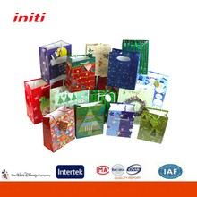 2016 INITI China Supply Hot Custom smart shopping paper bag