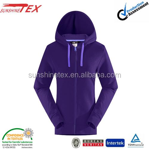 Men fleece hoody jacket wear for winter