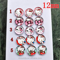 Wholesale Mixed Resin Cat Flatback Cabochon Craft For Scrapbook