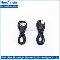 80 cm length Hot selling high quality USB to mini usb charging cable for cameras , video game players , bluetooth speakers