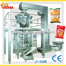 JT-520W Clients favorite high quality PE film bag automatic screw packaging machine