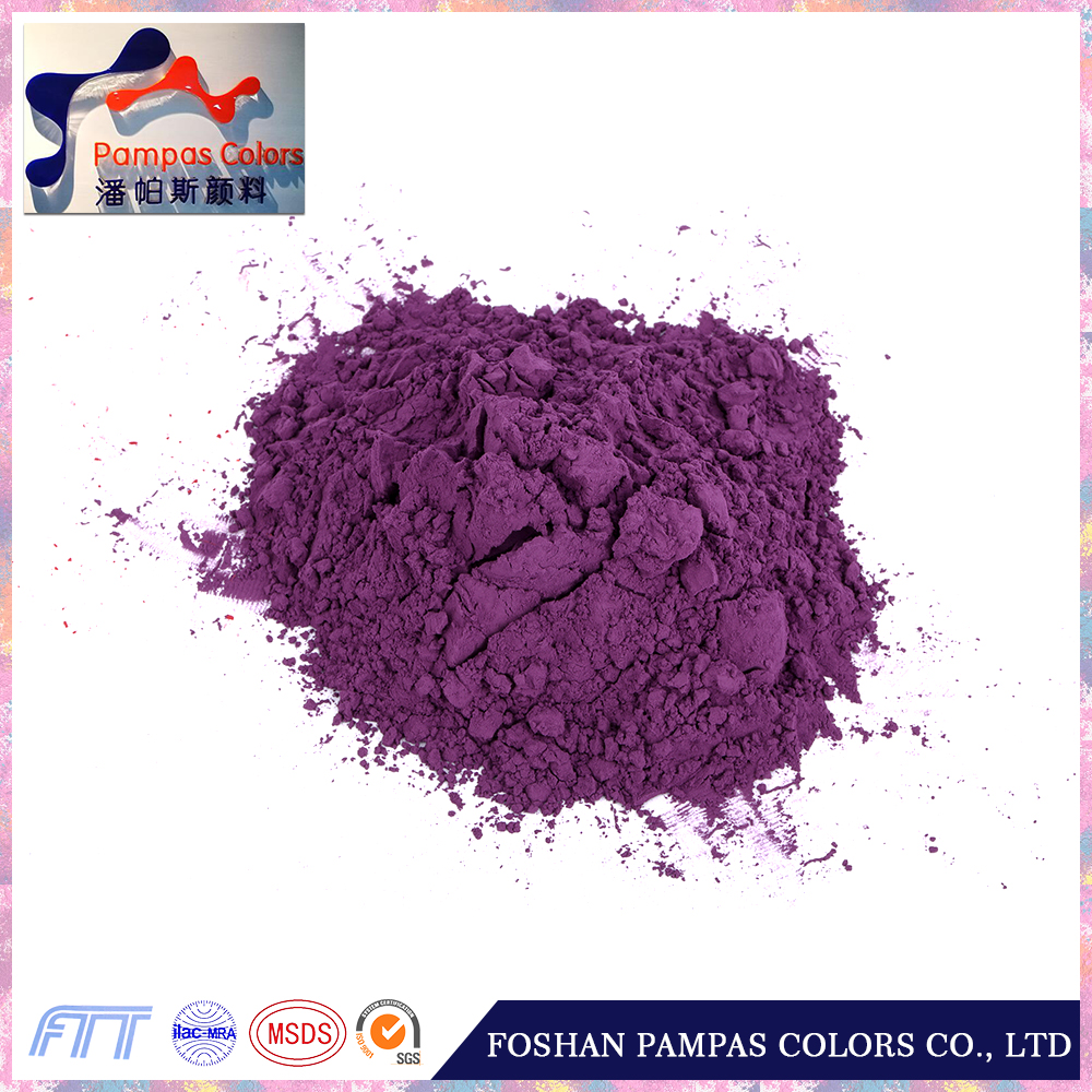 Factory wholesale cheap color powder inorganic glitter pigment