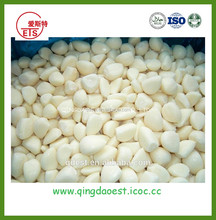 new frozen garlic in frozen vegetables