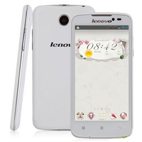 Lenovo A516 White SmartPhone Android 4.2 1.3GHZ 3G WCDMA with 4.5 inch FWVGA Screen