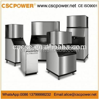 commercial environmental cube ice machine manufacturer plant