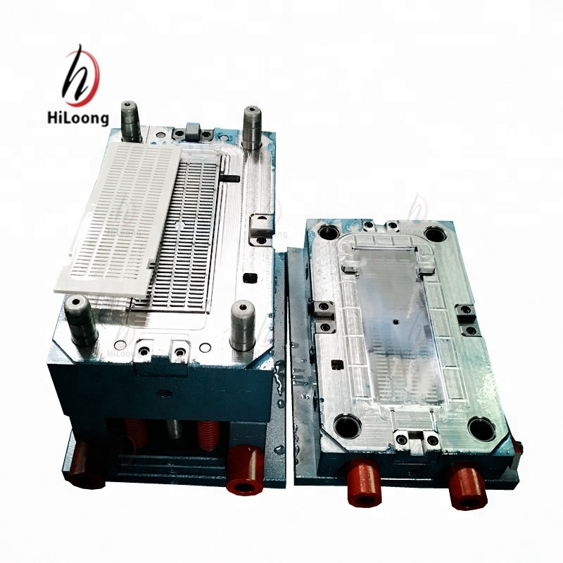 Steel Products Plastic Cooler Body Mould China Suppliers Air Cooler Mould