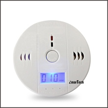 Mini size CE approved kitchen cooking gas detector price co detector gas leak detector carbon monoxide alarm gas detector