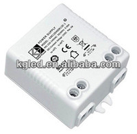 TUV Approval 5W Constant Voltage LED Power Supply DC 12/24V