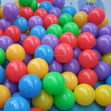 Eco-friendly PE,Plastic Material and PE Plastic Type hollow plastic balls