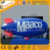 Outdoor advertising inflatable helium balloon zeppelin balloon F2048