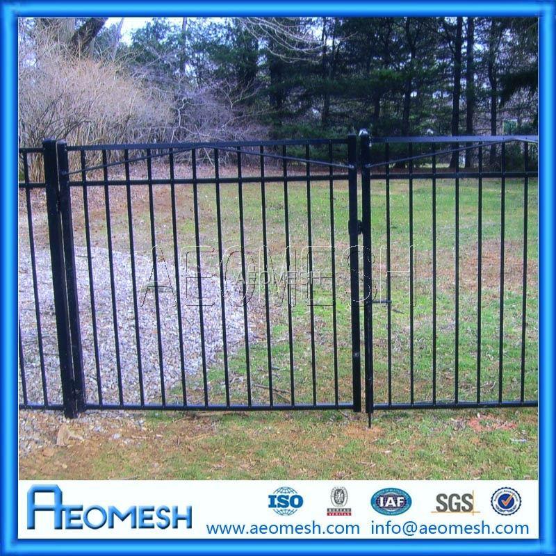 Privacy Garden Aluminum No Dig Fence Panels No Dig Fence