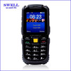 mini mobile phone large warehouse management 2.4inch function phone IP67 S6