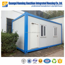 Customized new 20ft 40ft cargo shipping container homes for sale