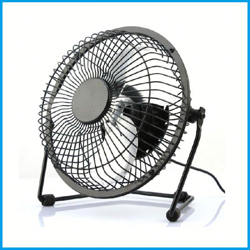 high quality personal cool wind rechargeable usb fan