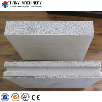 High quality precast foam cement wall panel