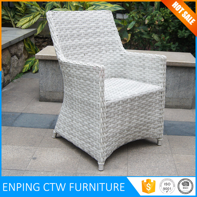 Factory Bottom Price Plastic Weaving Rattan Chairs, Chair Aluminium Garden