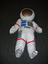 custom design inflatable astronaut toy for kids