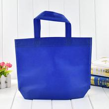 Foldable easy to carry non woven tote bag