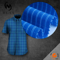 Stripe cotton fabric for men's shirt