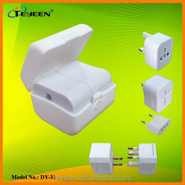 Universal Travel Plug Adaptor (DY-31)