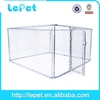 large outdoor wholesale galvanize tube chain link pet pens